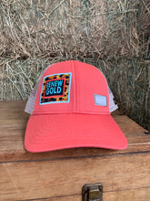 Load image into Gallery viewer, Pink Renew Gold Big Truck Brand Hat