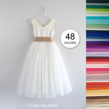 Load image into Gallery viewer, Color Swatches - Satin ribbon