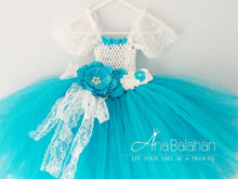Load image into Gallery viewer, Breeze tutu dress front view