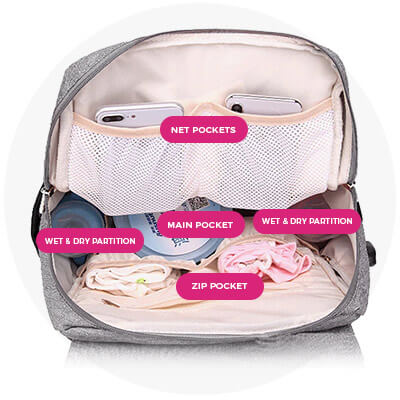 babystation all in one baby pack