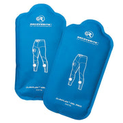 Recoverite Ice Heat Packs with ClayFlex technology