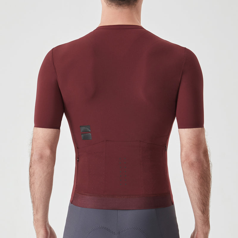 Essential Jersey - Maroon