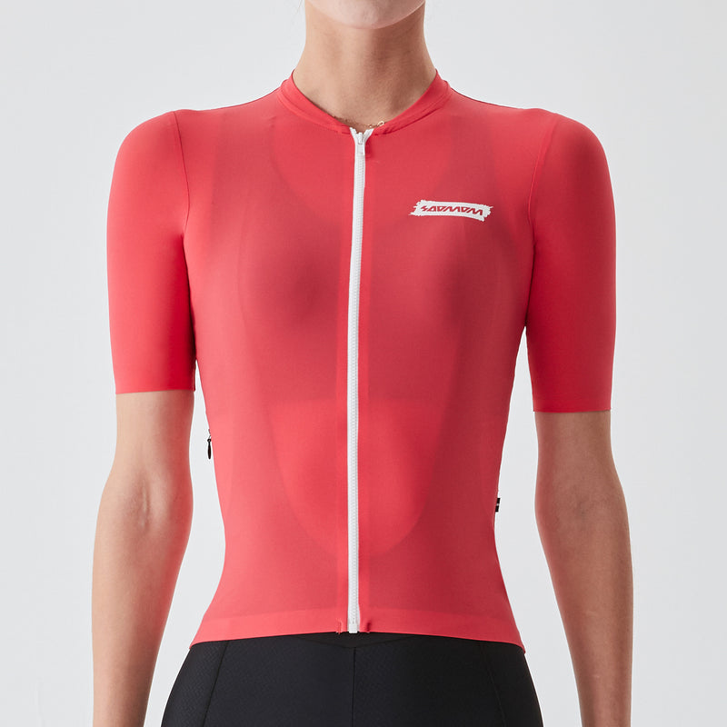 Women's Essential Jersey - Red