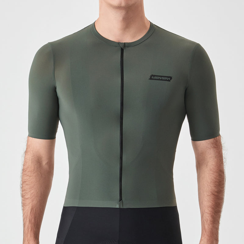 Men's Essential Cycling Jersey - Sage