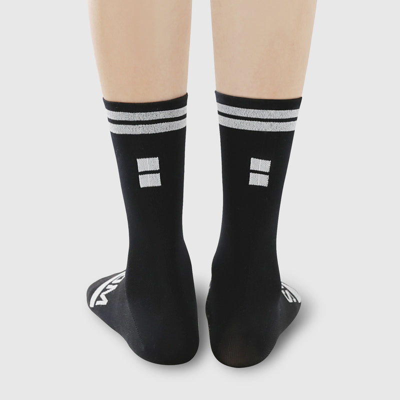 Chic Logo Socks - Black