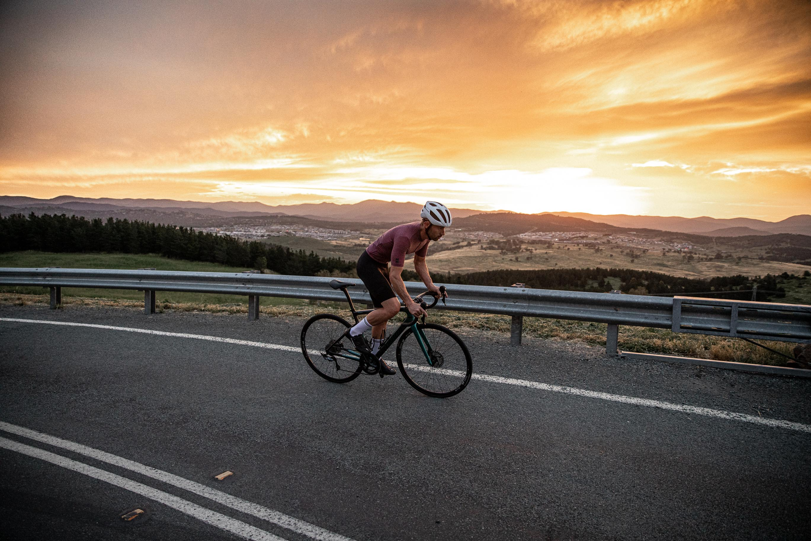 Best Cycling Routes Canberra