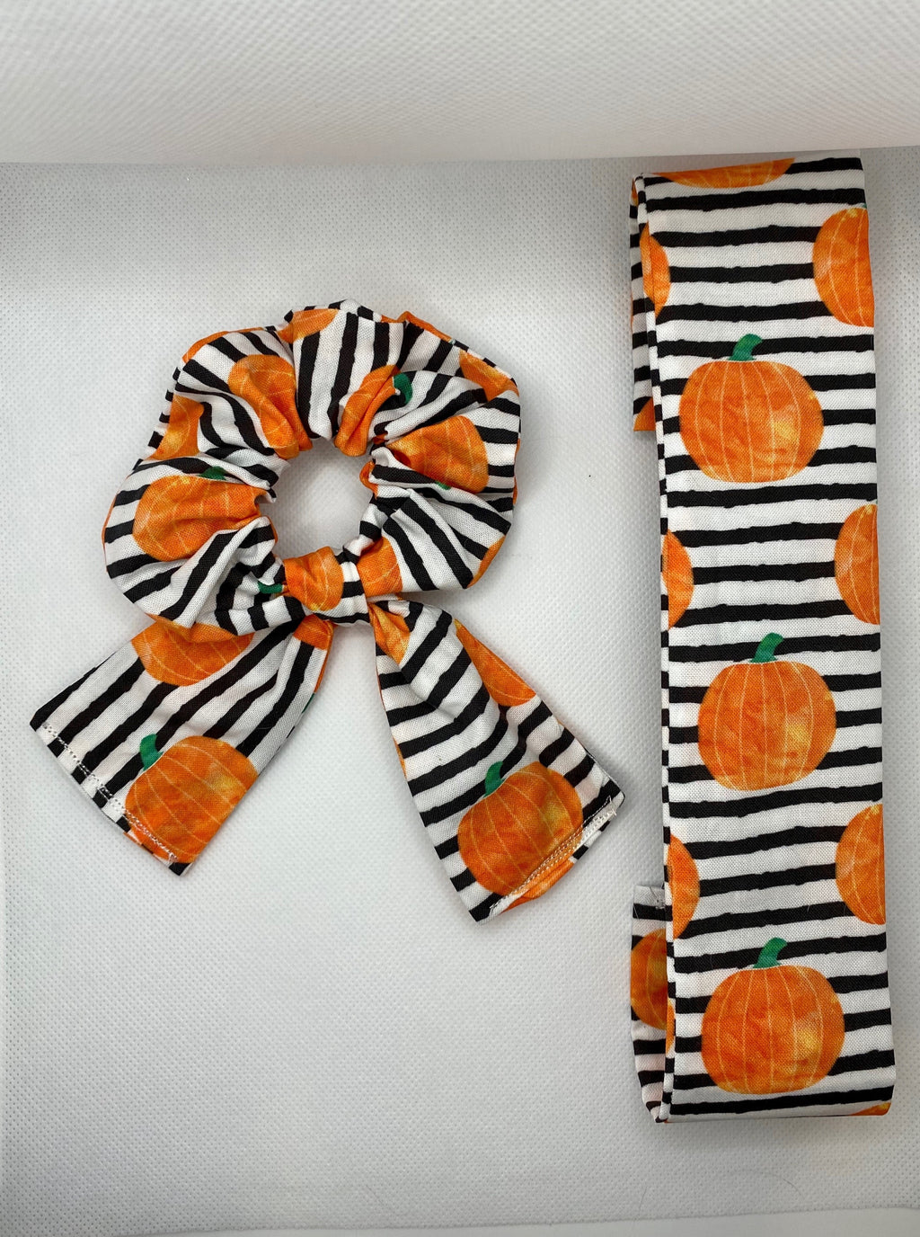 Watercolor Pumpkin Matching Accessories