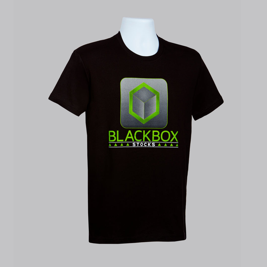 BlackBox Adult Crew Neck T-Shirt