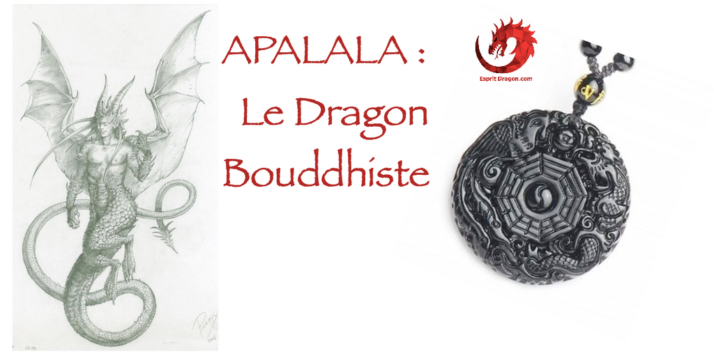 Apalala: LE dragon Bouddhiste