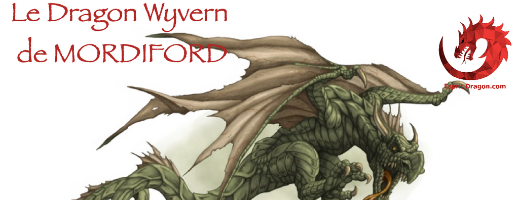 Le Dragon Wyvern de Mordiford