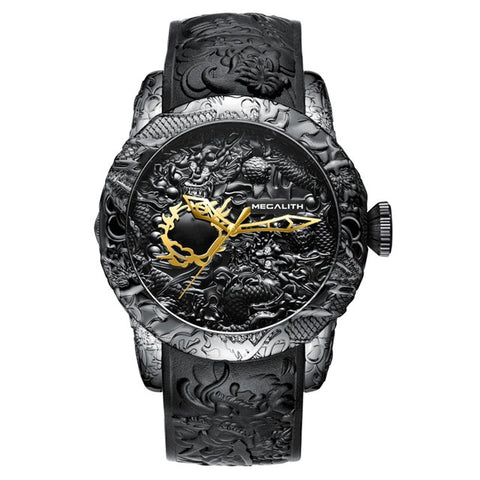 Montre dragon <br> Immortel (Quartz)