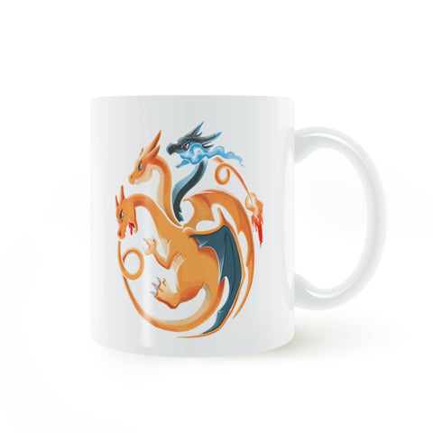 Mug dragon <br> Hydra