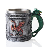 Mug dragon <br> flamboyant