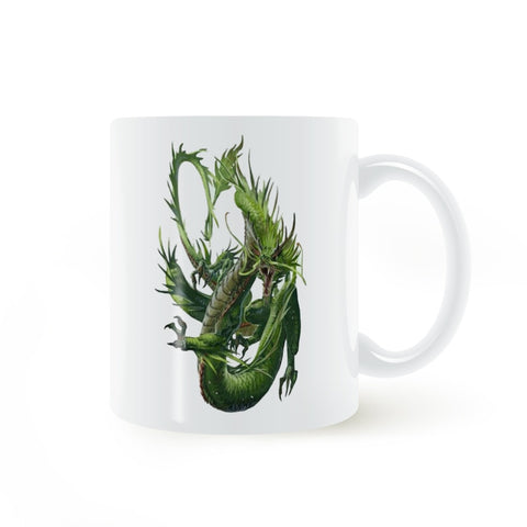 Mug dragon <br> Lóng