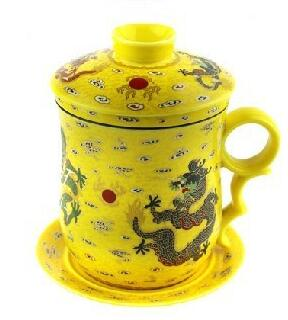 Tasse de Thé Dragon <br> Royale