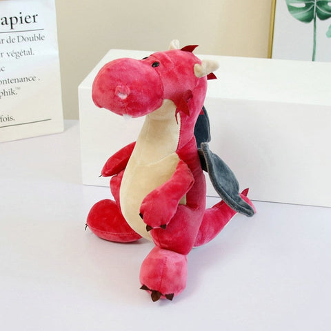 Peluche dragon <br> Rosie le Dragon
