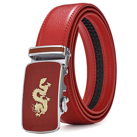 Ceinture dragon <br> chinois chanceux