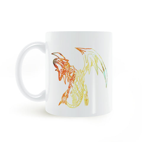 Mug dragon <br> Choc