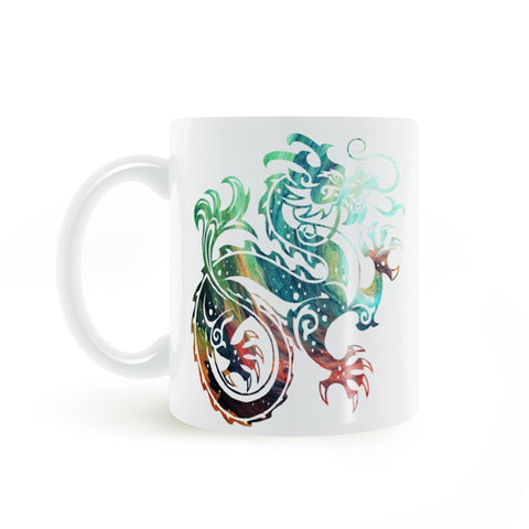 Mug dragon <br> de Chine