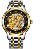 Montre dragon <br> distinguée (Quartz)
