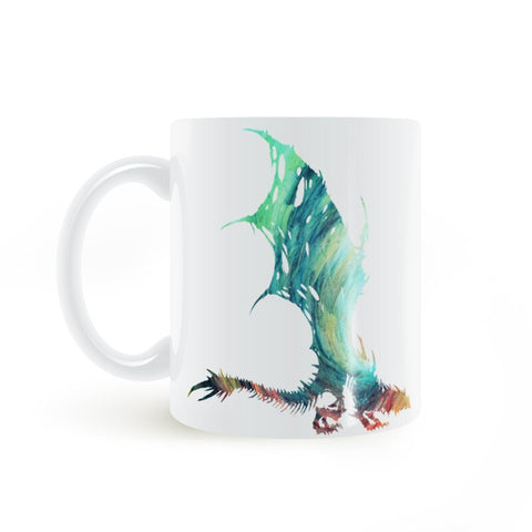 Mug dragon <br> Force de la Nature