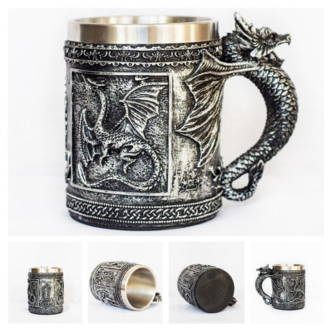 Mug Dragon <br> Viking
