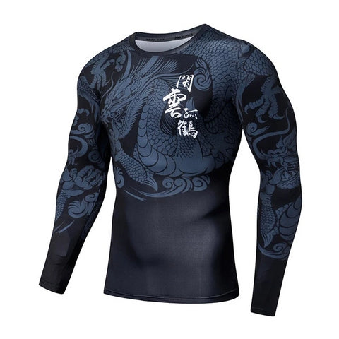 Sweat-shirt dragon <br> élégant (léger)