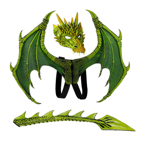 Costume dragon <br> Rhaegal