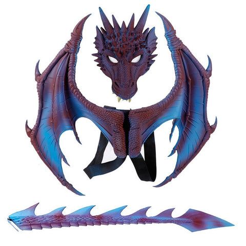 Costume dragon <br> Viserion