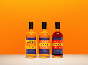Jaffa Cake Drinks, Jaffa Cake Gin, Jaffa Cake Vodka, Jaffa Cake Rum, Flavoured, Gin, Rum, Vodka, Chocolate, Orange, Jaffa Cakes