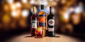 Jaffa Cake Gin, Negroni, Cocktail Bundle, Gift, Offer, Deal, Discount