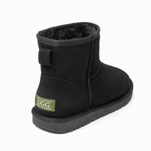 Load image into Gallery viewer, VEGAN CLASSIC UGG MINI BOOTS