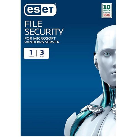 ESET File Security for Windows Server 1 Server 3 Year
