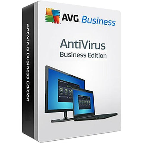 AVG AntiVirus Business Edition New 1 Year
