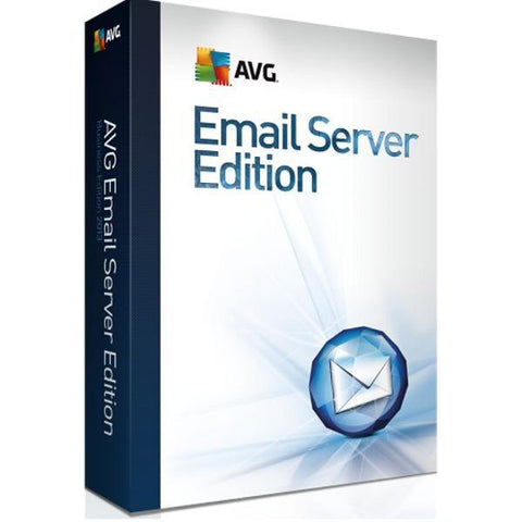 AVG Email Server Business Edition Renewal 1 Year