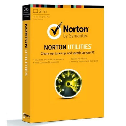 Norton Utilities 3 PC / Lifetime License