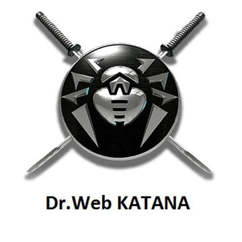 Dr.Web Katana 1 PC