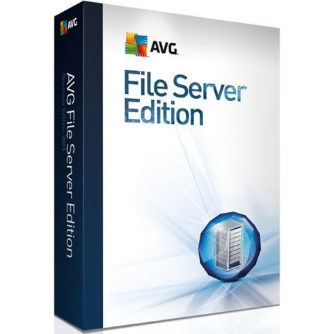 AVG File Server Business Edition Renewal 1 Year