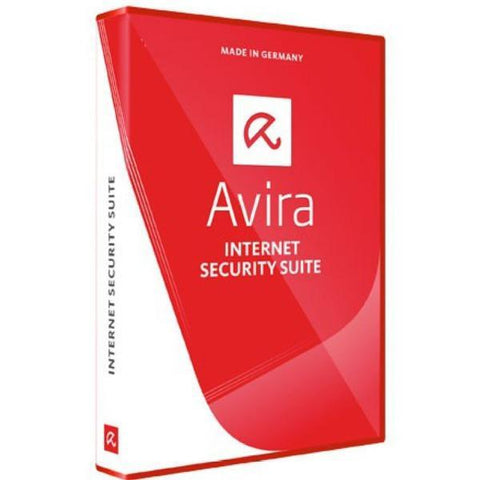 Avira Internet Security Suite 5 Device / 2 Year