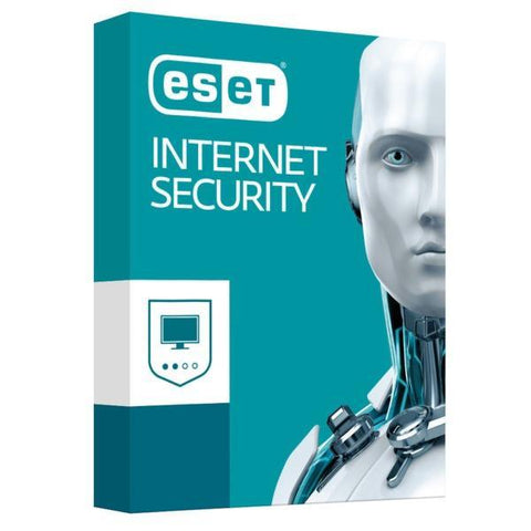 ESET Internet Security 3 PC / 1 Year