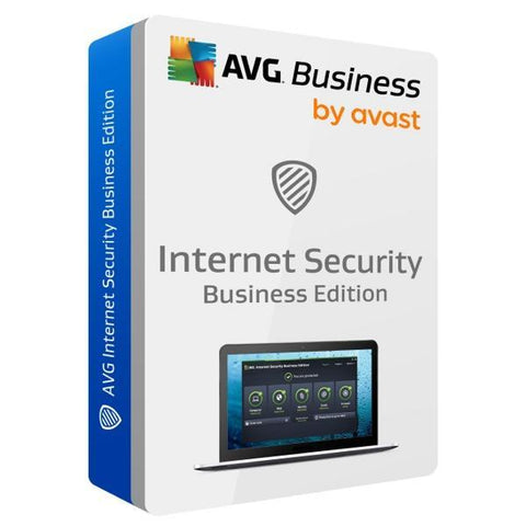 AVG Internet Security Business Edition Renewal 1 Year