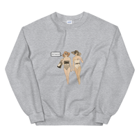 "Beach Babes ""Heist Happened"" Crewneck"
