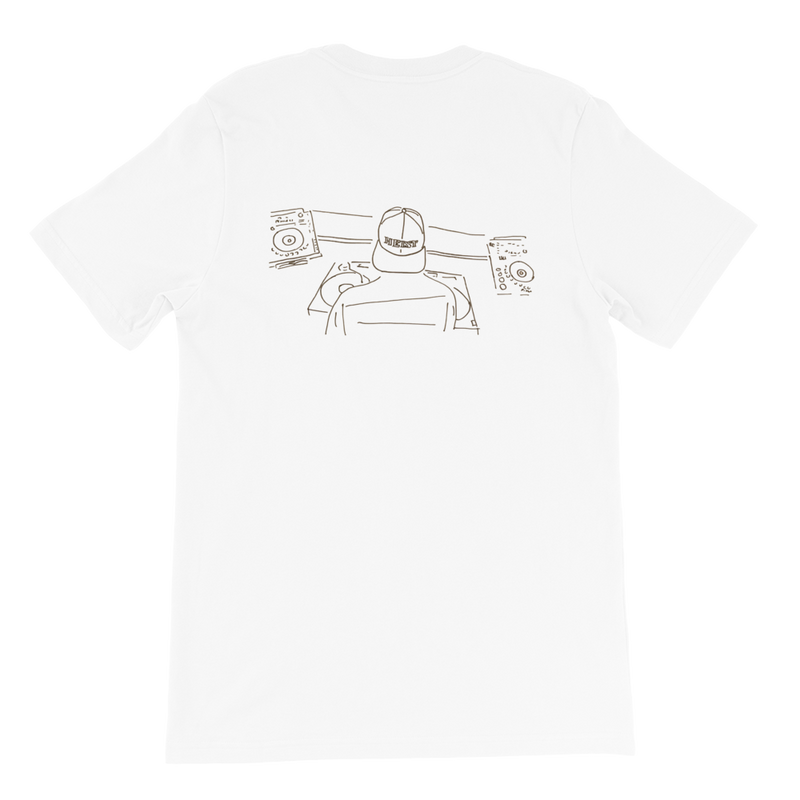 DJ Booth Short Sleeve Shirt