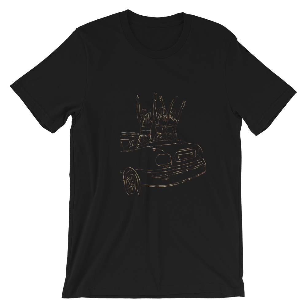 Along for the Ride T-Shirt