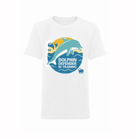 Dolphin Defender Kids Tee
