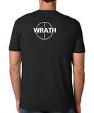 Stop the Killing Black Tee (official WRATH tee)