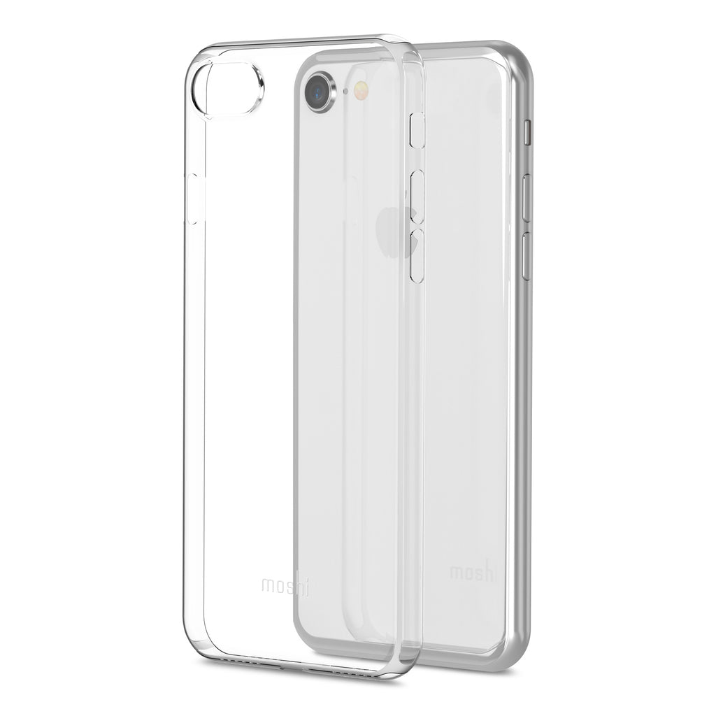 Clear PC Case for iPhone SE 2020