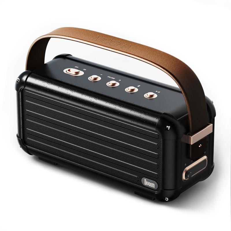 DiVoom Mocha, 40W 10000mah Portable Bluetooth Speaker
