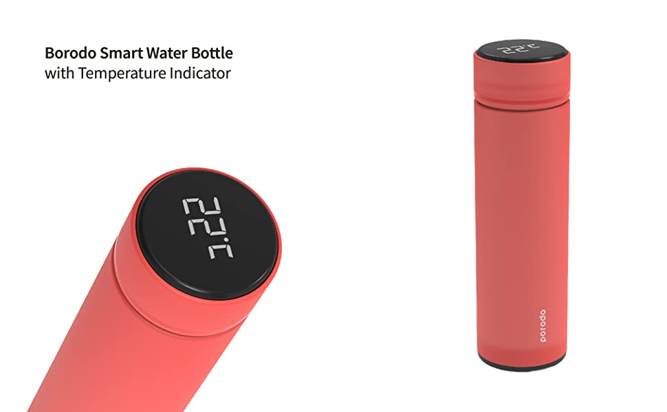 PORODO Smart Water Bottle