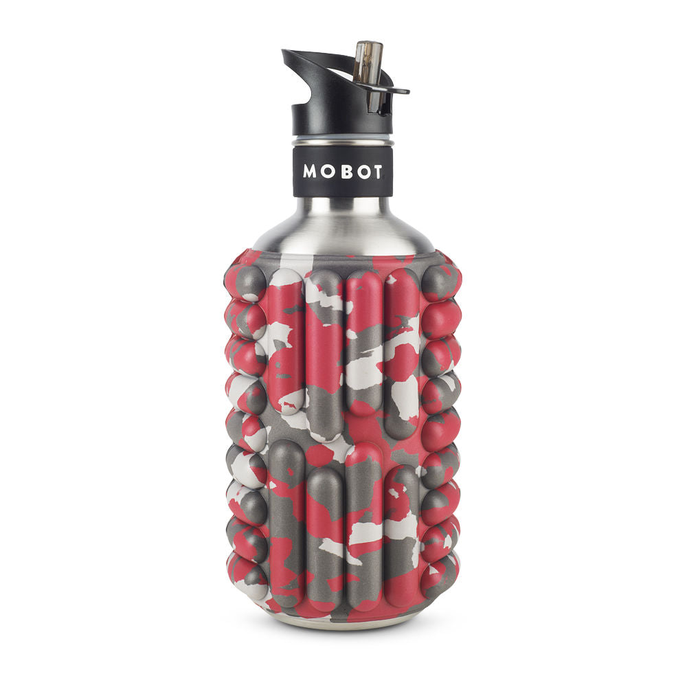 MOBOT Foam Roller Water Bottle 1.2L